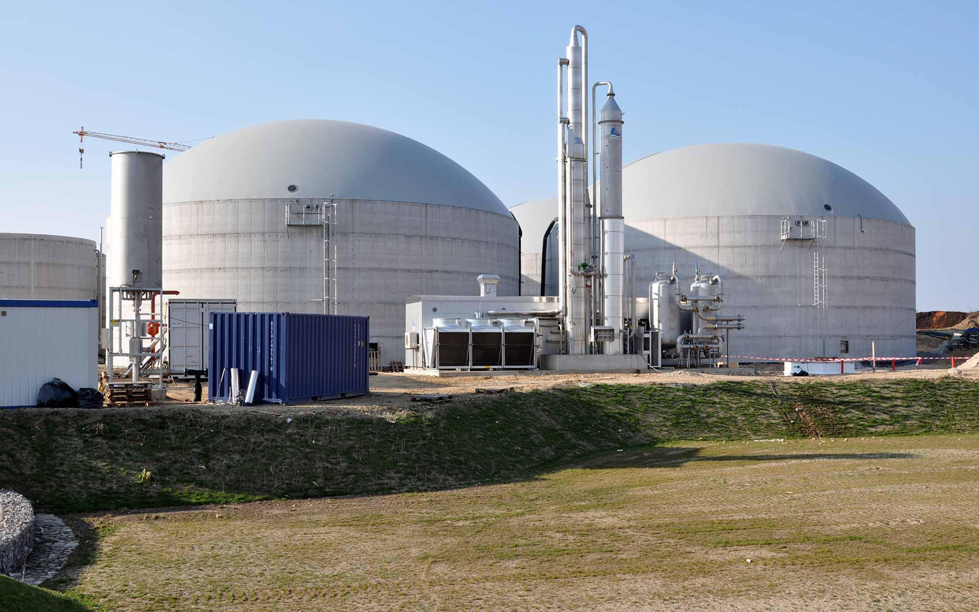 Impianto di Biomasse
